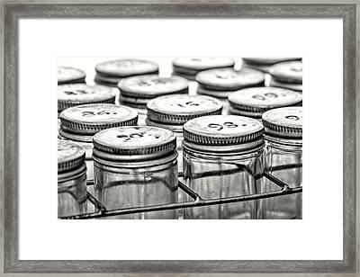 Number Ninety-eight Framed Print by Jon Woodhams