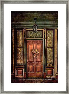 Number Two  Framed Print by Lois Bryan
