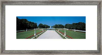 Nymphenburg Castle Munich Germany Framed Print by Panoramic Images