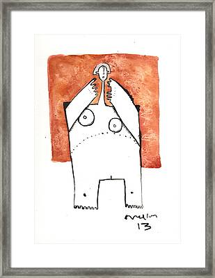 Oaths No.4 Framed Print by Mark M  Mellon
