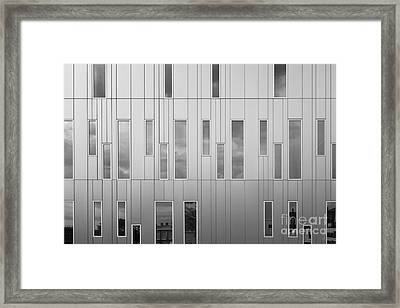 Oberlin College Kohl Building Framed Print by University Icons