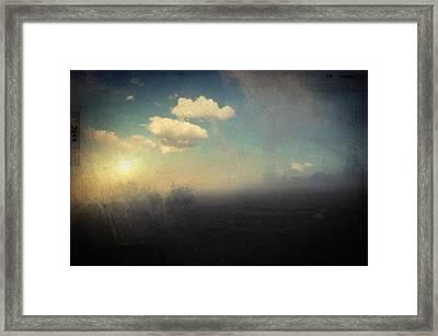 Oblivion Framed Print by Taylan Soyturk