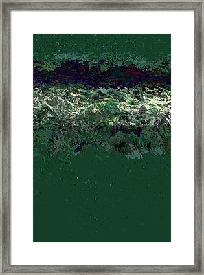 Ocean Series 40 Framed Print by Franco Timitilli