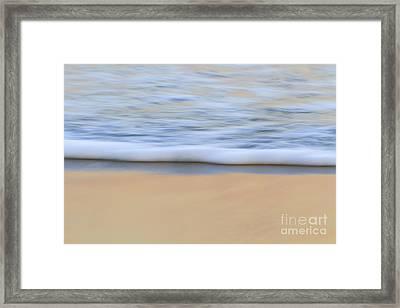 Ocean's Edge Framed Print by Katherine Gendreau