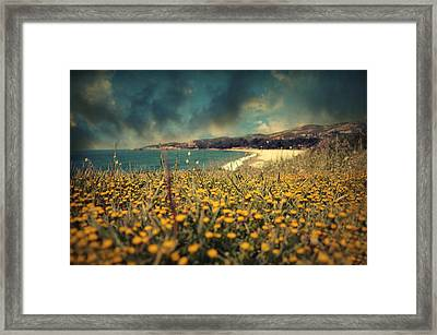 Ode To Melancholy Framed Print by Taylan Soyturk
