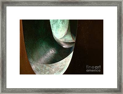 Ode To Rosenthal B Framed Print by Jennifer Apffel