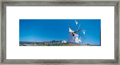 Odemira Algarve Portugal Framed Print by Panoramic Images