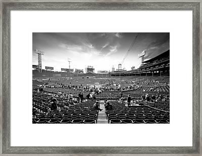 Oh Happy Days Framed Print by Paul Treseler