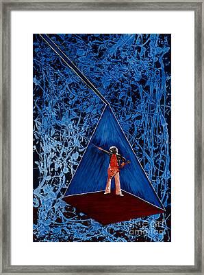 Oh Jimmy Framed Print by Stuart Engel