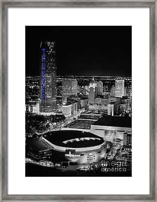 Oks0055 Framed Print by Cooper Ross