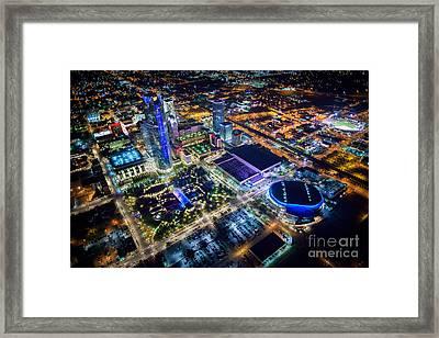 Oks0058 Framed Print by Cooper Ross
