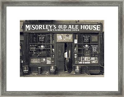 Old Bar  Framed Print by ADT Gallery