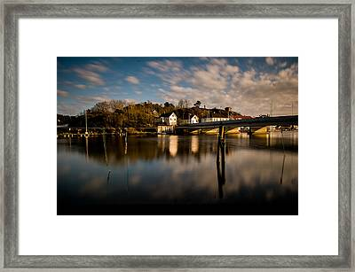 Old Brigde Framed Print by Mirra Photography