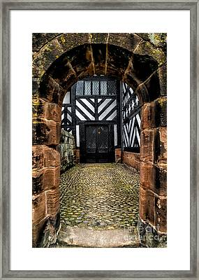 Old England Framed Print by Adrian Evans