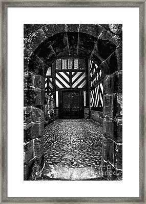Old England V2 Framed Print by Adrian Evans