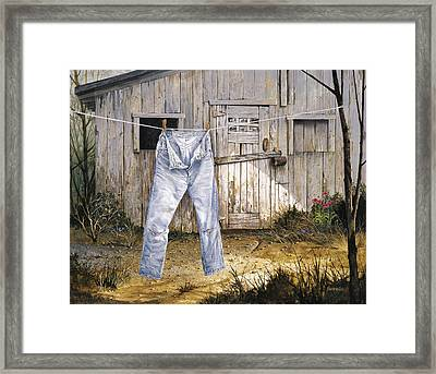 Old Friends Framed Print by Michael Humphries