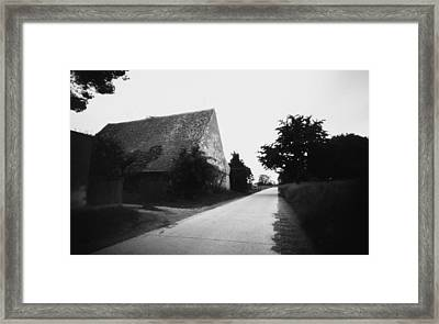 Old House Framed Print by Marcio Faustino