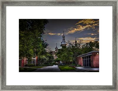 Old Meets New Framed Print by Marvin Spates