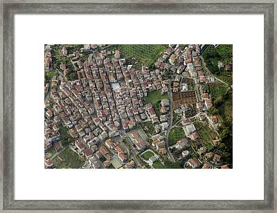 Old Town, Bella Framed Print by Blom ASA