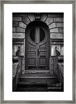 New York City Framed Print by Edward Fielding