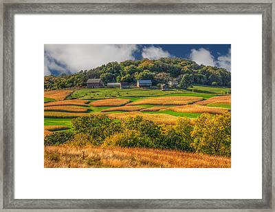 Old-world Charm Framed Print by Tom Weisbrook