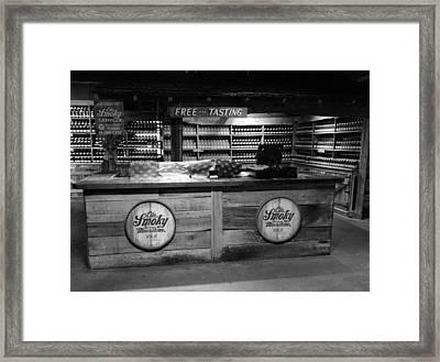Ole Smoky Moonshine Gatlinburg Framed Print by Dan Sproul