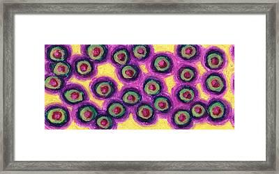 Olives Framed Print by Daina White