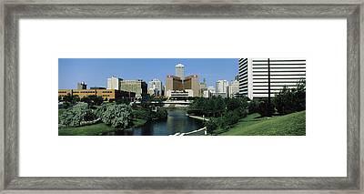 Omaha Ne Usa Framed Print by Panoramic Images