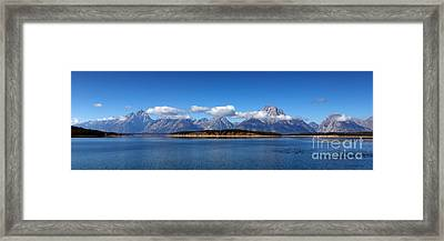 On A Clear Day Framed Print by Beve Brown-Clark Photography