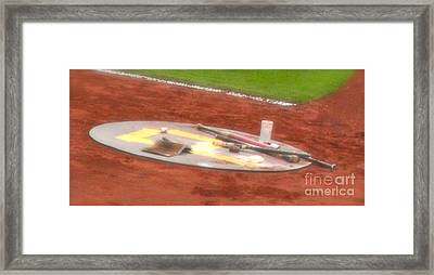 On Deck Framed Print by Jay Nodianos