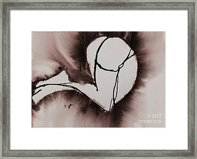 More Than No. 1029 Framed Print by Ilisa  Millermoon