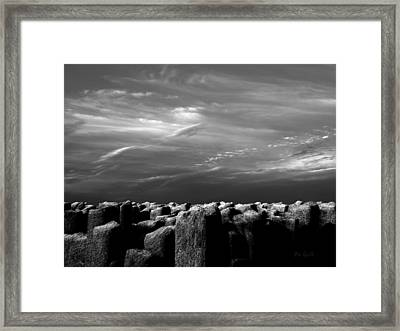 Once There Was A Place Framed Print by Bob Orsillo