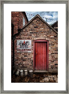 Once Upon A Time Framed Print by Adrian Evans
