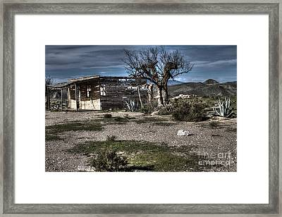 Once Upon A Time  Framed Print by Heiko Koehrer-Wagner