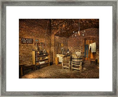 Once Upon A Time... Framed Print by Mario Celzner