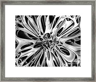 One Big Mistake 4 Framed Print by Peter Piatt