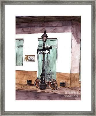 One Day Framed Print by John Boles