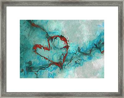 One Framed Print by Jack Zulli