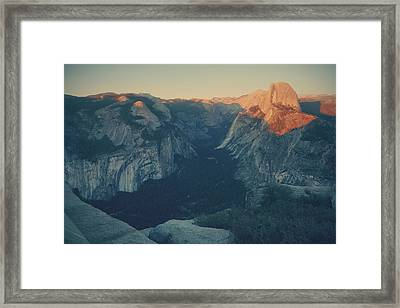 One Last Show Framed Print by Laurie Search