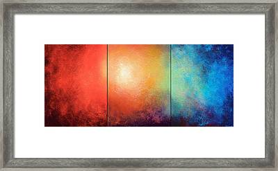 One Verse Framed Print by Jaison Cianelli
