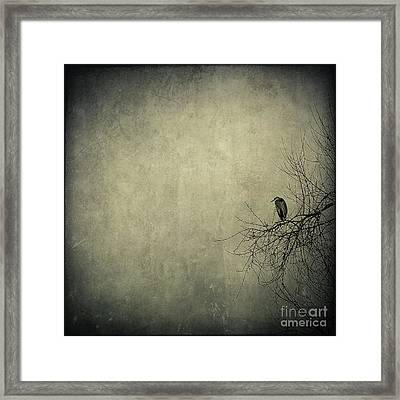 Only One Framed Print by Annie Lemay