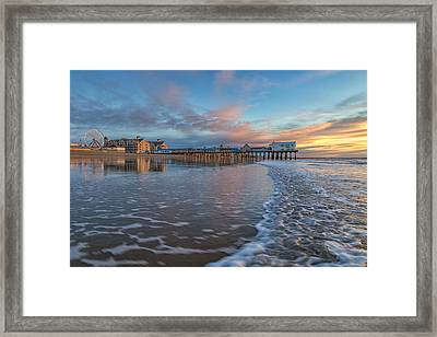 OOB Framed Print by Stephen Beckwith