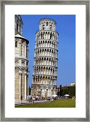 Oops Framed Print by Steve Harrington