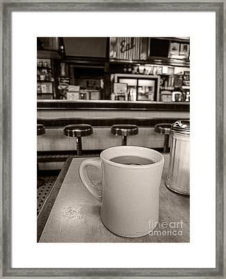 Open All Night Framed Print by Edward Fielding