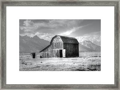 Open Door Framed Print by Kathleen Struckle