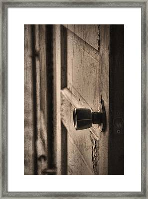 Open Doors Framed Print by Dan Sproul