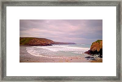 Open Sea Framed Print by Lisa Byrne
