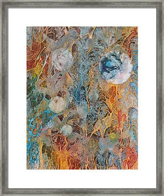 Organica Framed Print by David Raderstorf