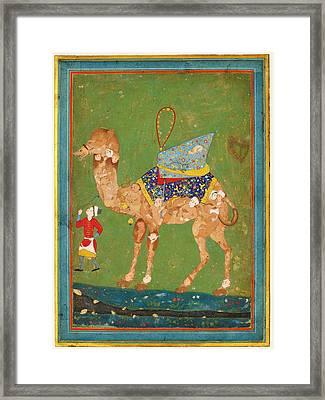 Orientalist Art Framed Print by Celestial Images