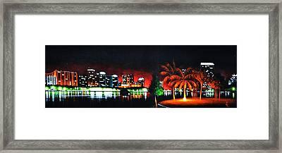 Orlando Framed Print by Thomas Kolendra